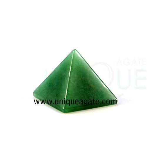 Green-Aventurine-Pyramid