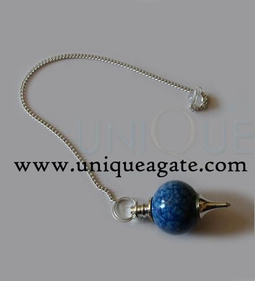 Lapiz-Lazuli-Ball-Pendulum