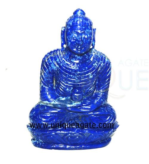Lapiz-Lazuli-Buddha-Sculptu