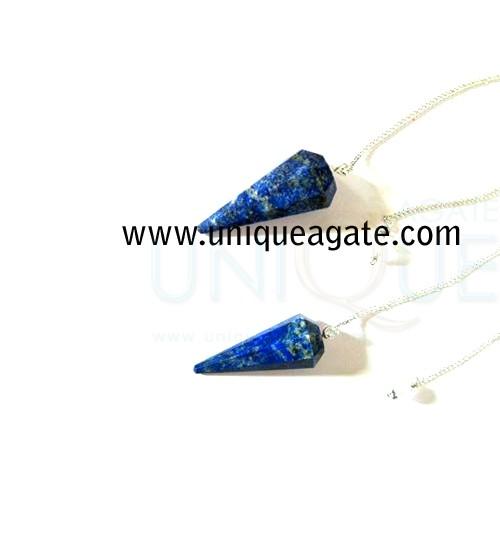 Lapiz-Lazuli-Faceted-Pendul
