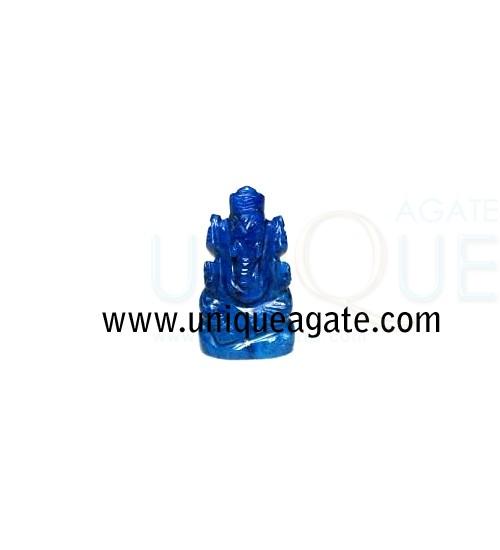 Lapiz-Lazuli-Ganesha