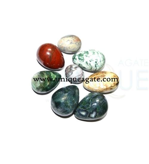 Gemstone Eggs