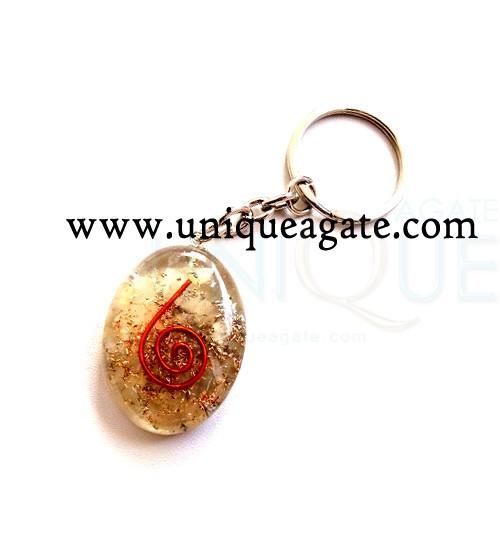 Moonstone-Orgonite-Oval-Key