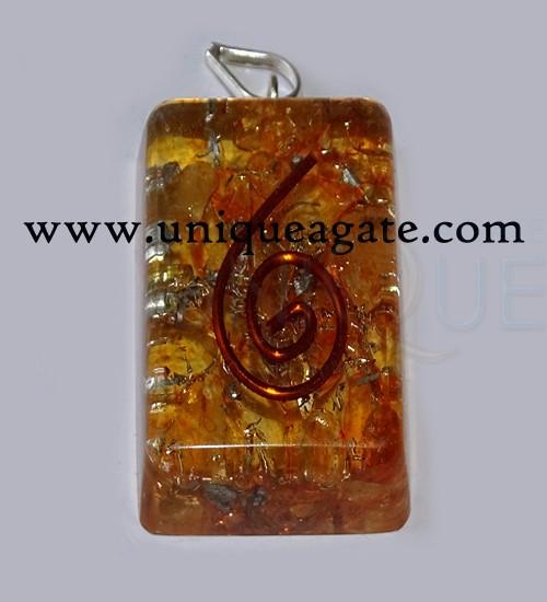 Orange-Orgone-Rectangle-Pen