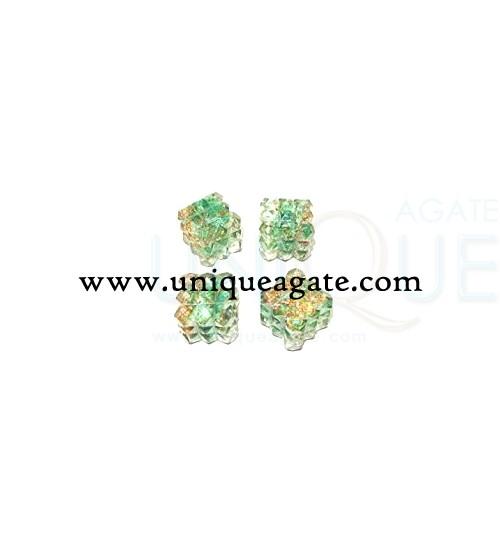 Orgone-Green-Aventurine-Cub
