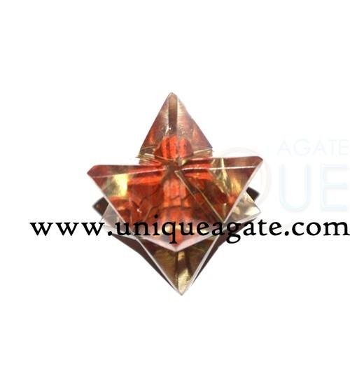 Orgone-Red-Jasper-Merkaba-S