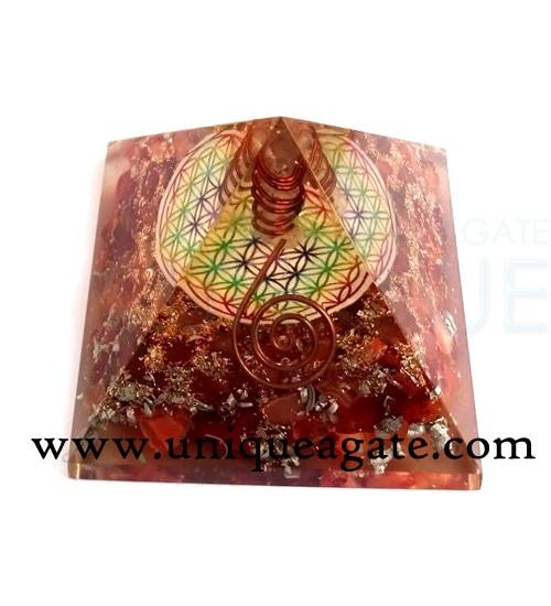Orgone-Red-carnelian-Chakra