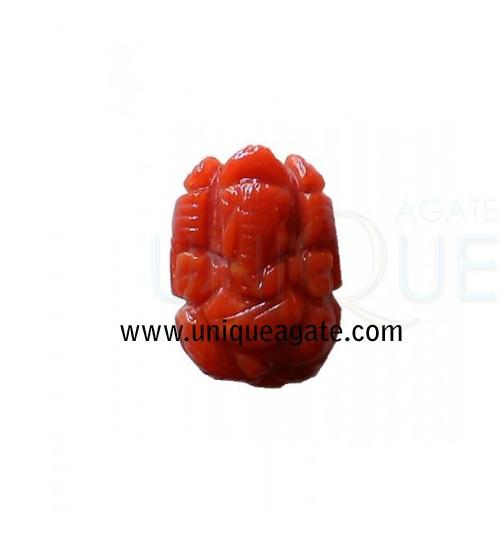 Red-Jasper-Ganesha