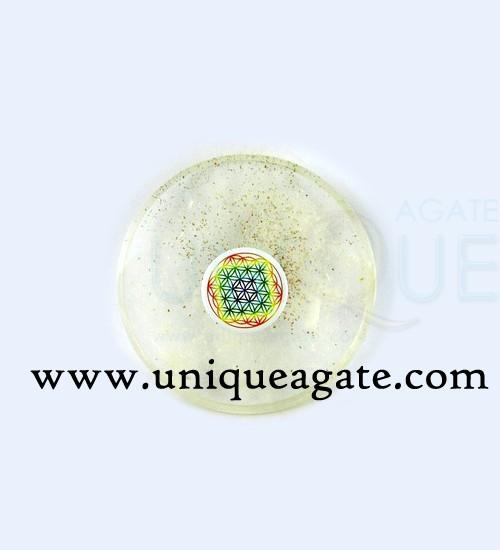 Selenite-Orgone-Tea-Coaster