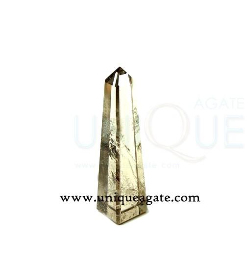 Smoky-Quartz-Obelisk