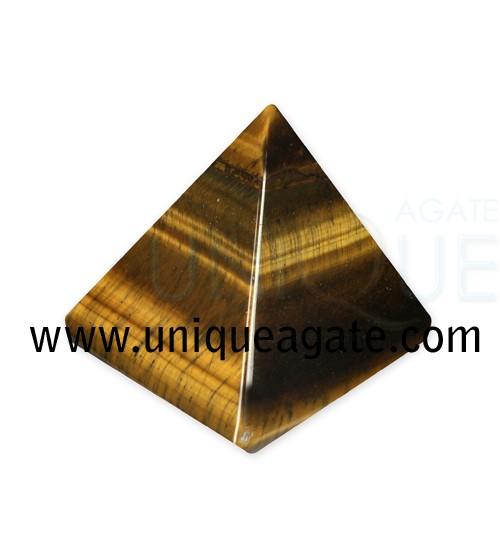 Tiger-Eye-Pyramid