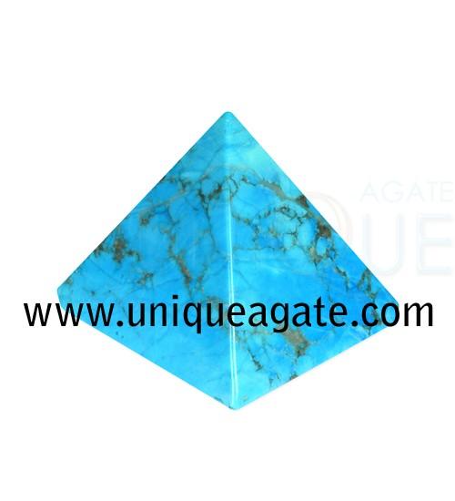 Turquoise-Pyramid
