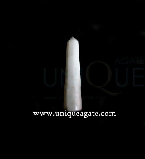 White-Agate-Obelisk