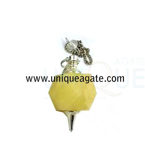 Yellow-Aventurine-Octagonal