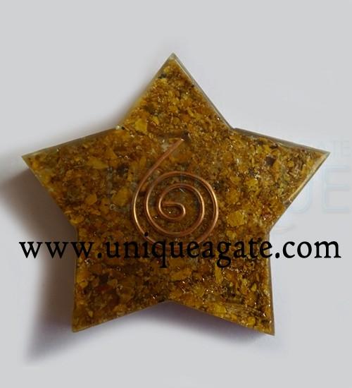 Yellow-Jasper-Orgonite-Pent