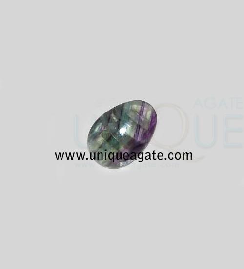Fluorite-Worry-Stone
