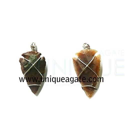 Agate-Arrowhead-Wire-Wrappe