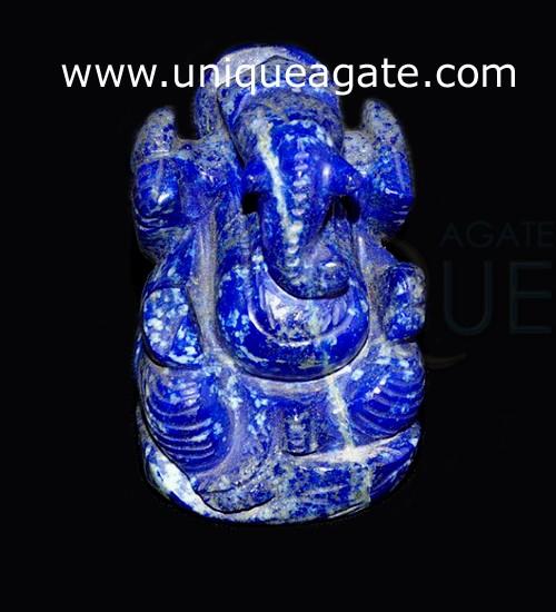 Lapiz-Lazuli-Ganesha-Idol