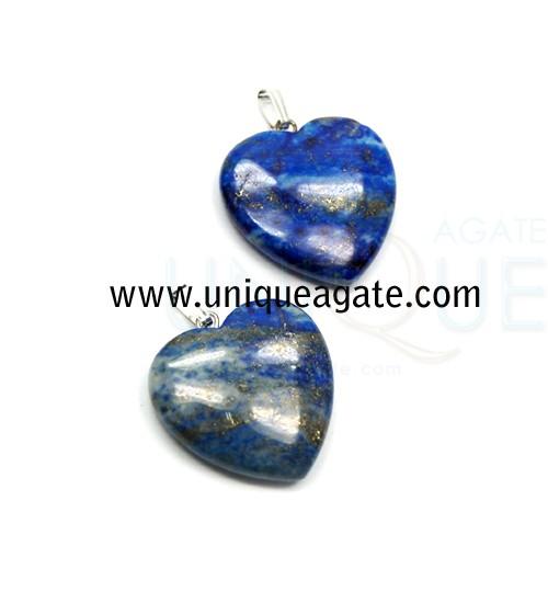 Lapiz-Lazuli-Heart-Pendant