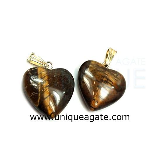 Tiger-Eye-Heart-Pendant