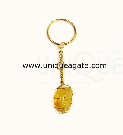 Yellow-Onyx-Tumbled-Golden-
