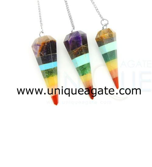 Bonded-Chakra-Cone-Pendulum