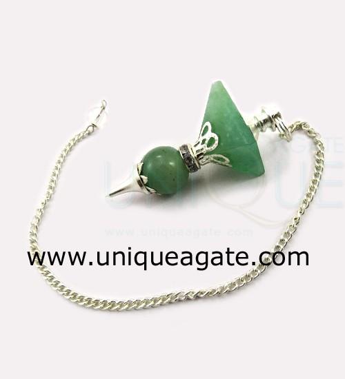 Green-Aventurine-2Pc-Pyrami