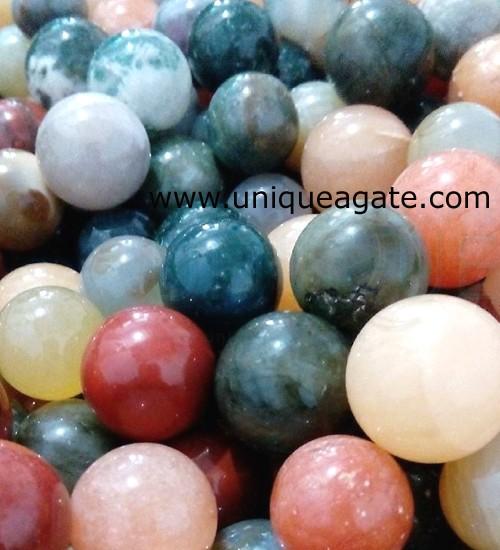 Assorted Balls Spheres