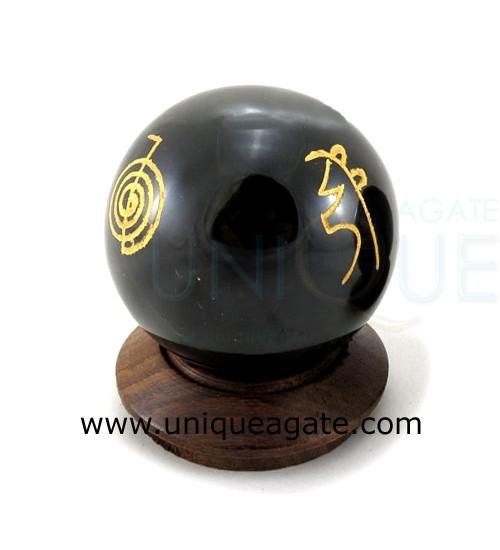 Black-Agate-Usui-Reiki-Ball