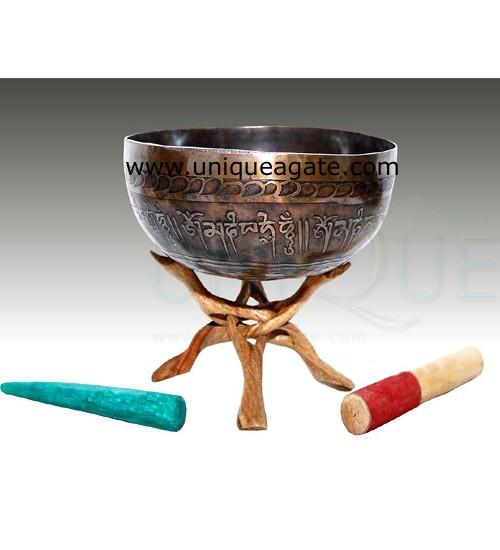 Brass-Singing-Bowl