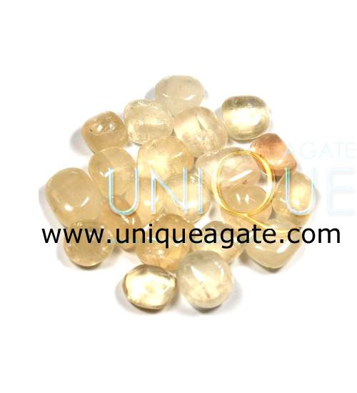 Amber-Honey-Calcite