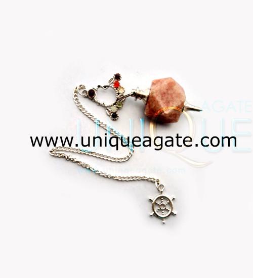 Sunstone-Chakra-tutorial-pendulum