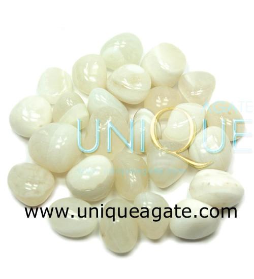 White-Agate-Tumble-Stones