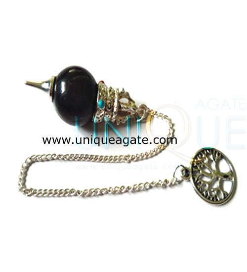 Black-Agate-Gemdtone-pendul