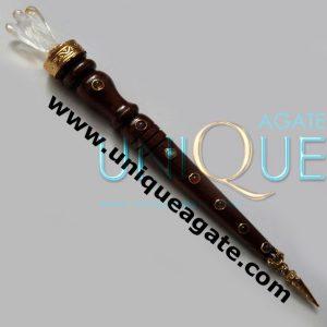 Chakra-Wooden-Healing-Stick-With-Crystal-Quartz-Angel