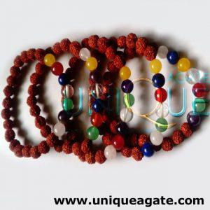 7-Chakra-Rudraksha-Bracelets