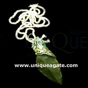 Green-Rough-Dragon-Pendant