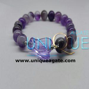 Amethyst-Angel-Bracelet