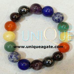 Chakra-Beaded-Bracelet