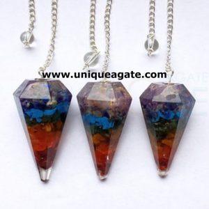 Chakra-Orgone-Cone-Pendulum