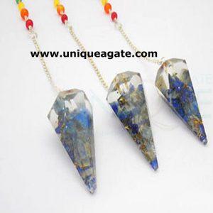 Lapiz-Lazuli-Cone-Pendulum-