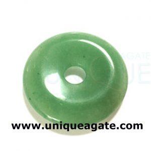 Green-Aventurine-Donut