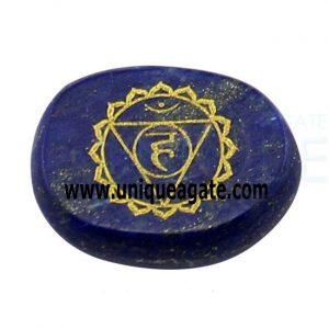 Lapiz-Lazuli-Palm-Stone-Wit