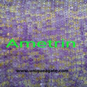 Ametrin-Gemstone-Beads-Line
